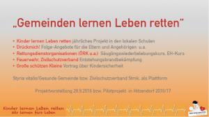 gemeindeprojekt-poster